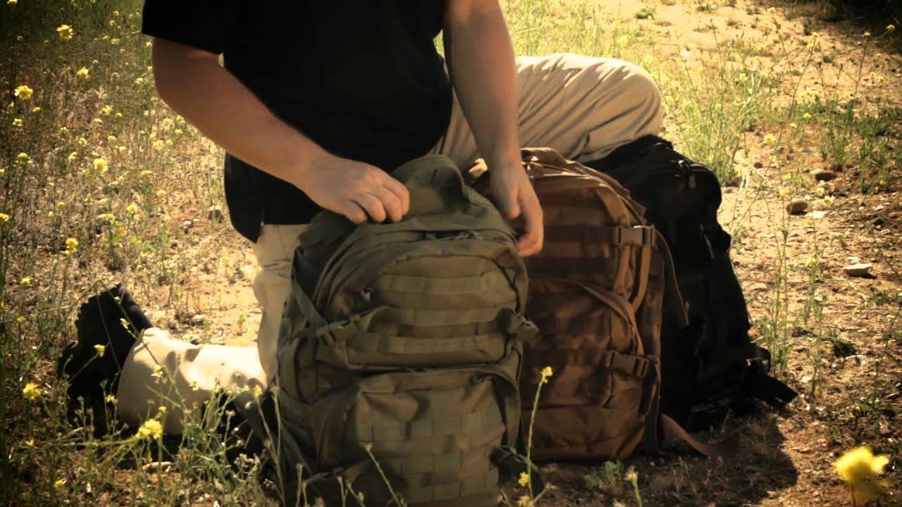 LA Police Gear - 3 Day Backpack