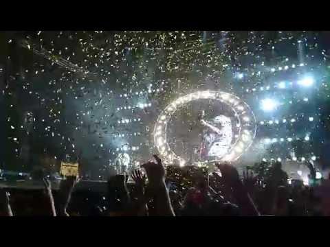 Queen+Adam Lambert ENCORE! Live in Singapore Grand Prix 2016/09/17