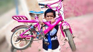 LOCKDOWN KE CYCLE CHOR   लॉकडाउन के साइकिल चोर   Khandesh Hindi Comedy   Chotu Dada Comedy Video