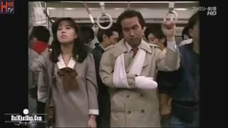 hài bựa nhật bản - biến thái trên tàu điện ngầm