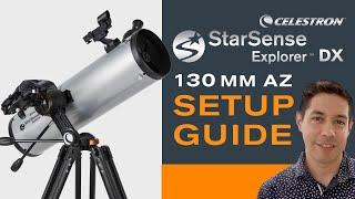 StarSense Explorer DX 130mm Se…