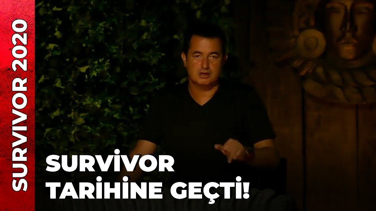 ACUN ILICALI'DAN ERSİN'E ÖVGÜLER | Survivor Ünlüler Gönüllüler