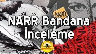 NARR Bandana İnceleme (Multi-Functional Headwear Review) #5