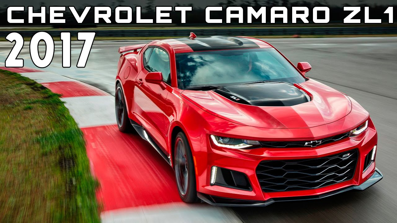 2017 Chevrolet Camaro Zl1 Review Rendered Price Specs Release Date