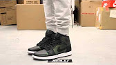 finest selection 945fc c7f78 Air Jordan 1 SB QS - Black - Silver - On-feet Video at Exclucity
