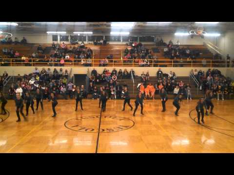 Johnston City High School 2014 Hip Hop - Zombies