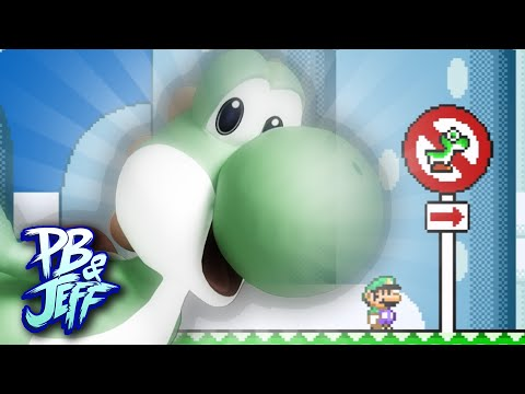 GHOST OF YOSHI! - Super Mario World RANDOMIZER! (Part 2) - Super
