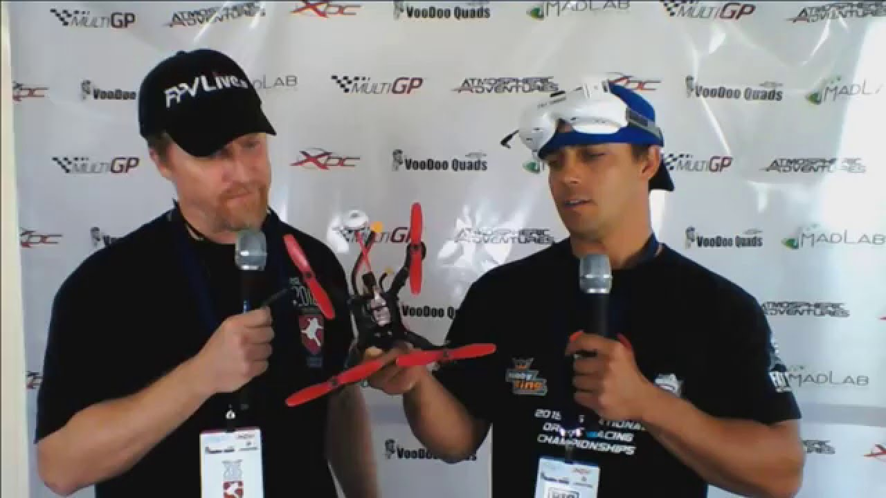 MultiGP 2015 Championship Interview with Shaun Taylor