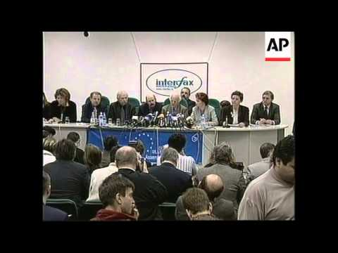 RUSSIA: PARLIAMENTARY ASSEMBLY OF COUNCIL OF EUROPE