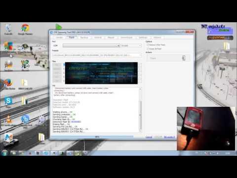 Unbrick Flash Samsung C3312R Rex 60 Z3X Tool Pro +++ DZPCServices +++
