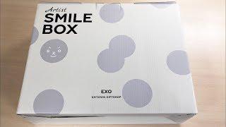 EXO Smile Box Unboxing