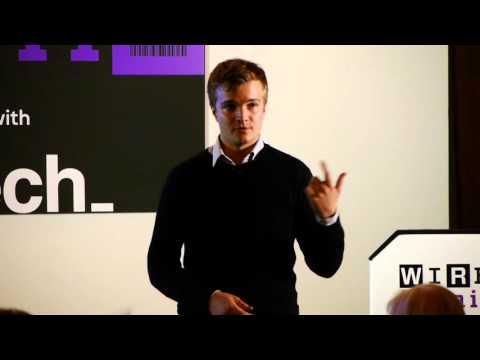 Miki Kuusi, Wolt | WIRED Retail | WIRED