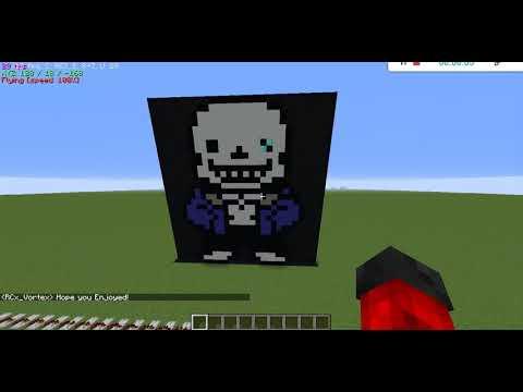 Meglovania in Minecraft