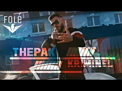 Thepak - Kriminel (prod. DJR Beatz)