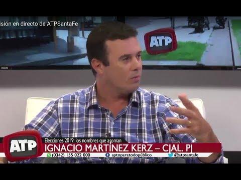 Martínez Kerz: 15 barrios están en riesgo sanitario