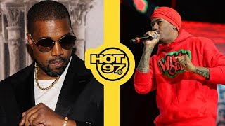 Video Kanye West Has Words For Nick Cannon, Drake & Tyson Beckford download MP3, 3GP, MP4, WEBM, AVI, FLV September 2018