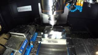 VM3018 Cutting 4140 - Part 1