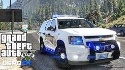 LSPDFR #443 - JJ TAHOE PATROL!! (GTA 5 REAL LIFE POLICE MOD)