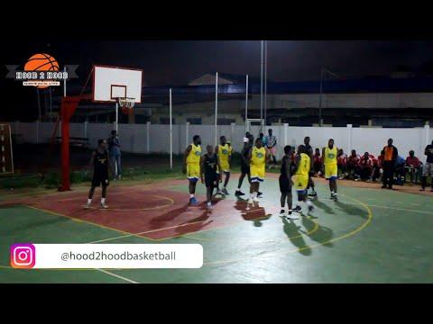 Accra Basketball League 2021: Swanlakers vs Galaxy
