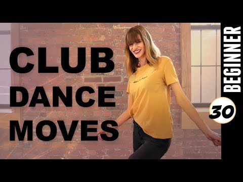 Club Dance Moves Tutorial For Beginners Part 30: Hesitation 2 Step