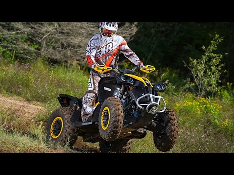 TEST RIDE: 2014 Can Am Renegade 1000 X xc