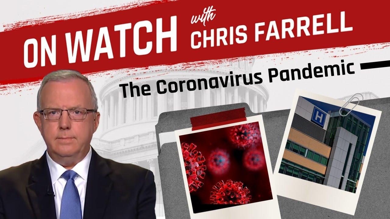 On Watch: Interview of Dr. Steven Hatfill Re: #Coronavirus & Public Health Readiness