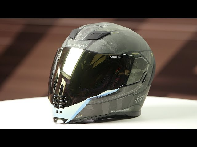 ICON Airflite Battlescar 2 Helmet Review