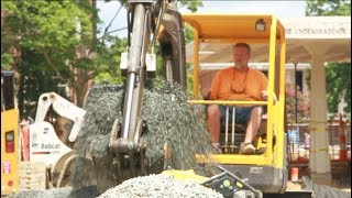 Construction keeps campus busy this summer thumbnail