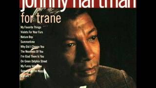 Johnny Hartman - Violets For Your Furs