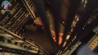 Машинное помещение лифтов ThyssenKrupp системы TWIN(Устройство и оснащение машинного помещения лифтов ThyssenKrupp системы TWIN. Описание и принцип работы лифтового..., 2012-09-25T11:35:39.000Z)