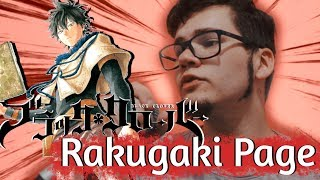 "Download Lagu Black Clover OP 6 ""Rakugaki Page""    ROCK Cover By HarryVini mp3"
