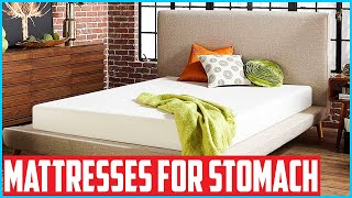 Top 5 Best Mattresses For Stomach Sleepers in 2020 Reviews