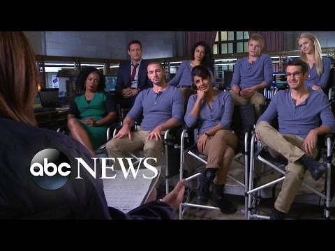 Behind the s Look at 'Quantico'