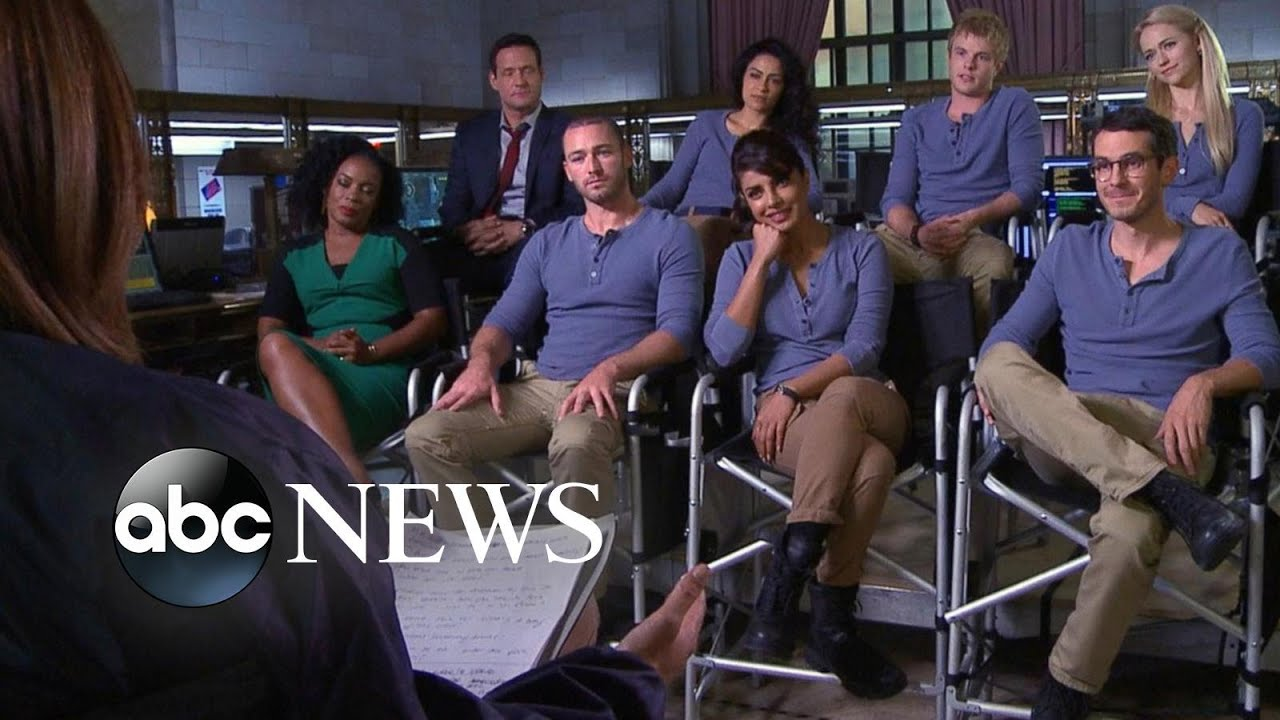 Download Behind the Scenes Look at 'Quantico'