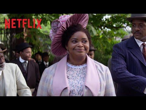 A Vida E A História De Madam C.J. Walker | Trailer Oficial | Netflix