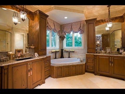 Bathroom Design Video luxurious bathroom designs - videohomechanneltv - youtube
