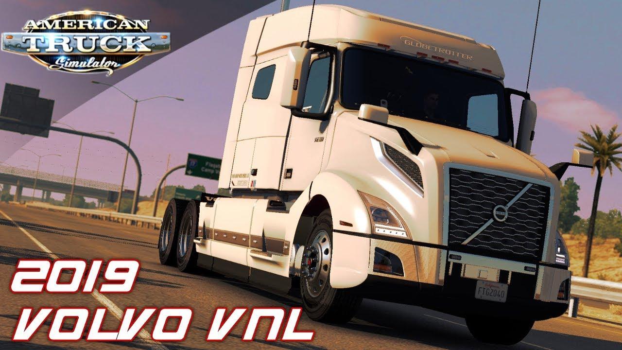 New Truck 2019 Volvo Vnl Globetrotter Mod Showcase For American