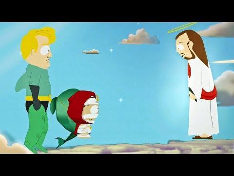 South Park A Fenda Que Abunda Força #21: Encontrei Aquaman, Jesus e Joguei Flappy Bird!