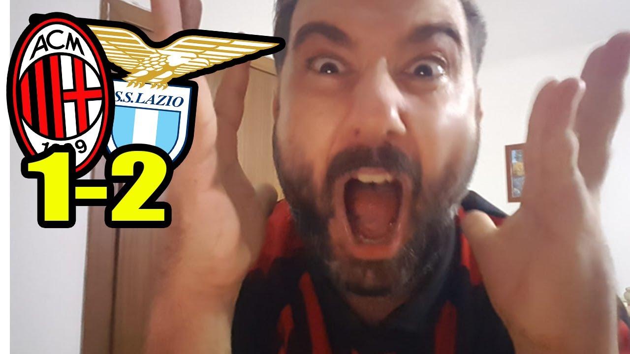 Download VERGOGNATEVI INDEGNI || 3 ATTACCANTI FERMI! || Milan-Lazio 1-2