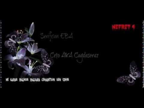 Şerifcan EBA feat Ceto AKA Cagdaseruz  Nefret 4 Albüm Part4