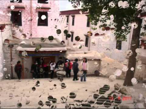 Kuil Potala Lasa Tibet 2011