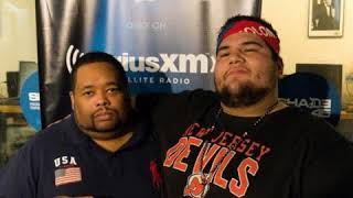 El Asuco freestyle on The Lord Sear Special