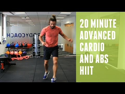Cardio And Abs HIIT | Advanced Workout | The Body Coach