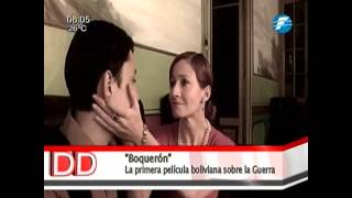 """Bolivia hará su primera película sobre la guerra, """"Boqueron"""" 29/09/2014"""