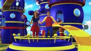 Playground con Juanchi y Juli: Vení a Playground