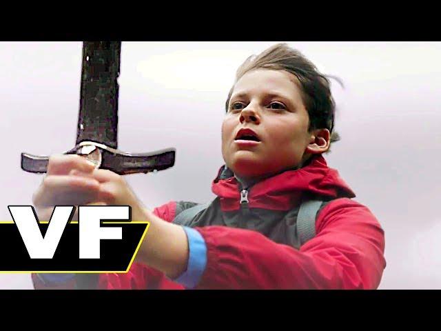 ALEX LE DESTIN D'UN ROI Bande Annonce VF (Fantastique 2019)