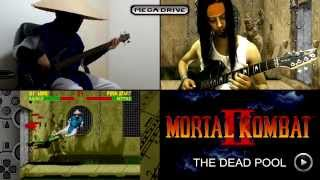 Download Mortal Kombat II - The Dead Pool (Genesis Ver.)  FreePlay MP3 song and Music Video