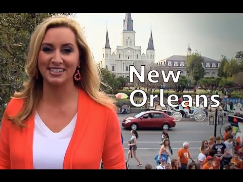 Family Travel with Colleen Kelly – New Orleans, Louisiana