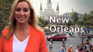Family Travel with Colleen Kelly - New Orleans, Louisiana