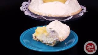 Jongewaard's Bake 'n Broil - Lemon Lush Pie